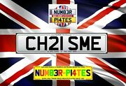 Chris Me Ch21 Sme Christopher Private Plate Cherished Number Name Reg