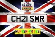 Chris Mr Ch21 Smr Christopher Private Plate Cherished Number Name Reg