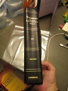 The Thompson Chain Reference Bible Niv 1990 Kirkbride Black Leather Indexed