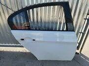 ⭐ 06-11 Bmw E90 328 335 M3 Rear Right Side Exterior Door Shell Alpine White Oem