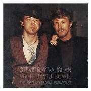 Vaughan Steve Ray With David Bowie - 1983 Rehearsal Broadcast - Double Lp Vinyl