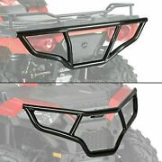Front And Rear Brush Guard Bumper Set Fit 2014-20 Polaris Sportsman 450 570 Andetx