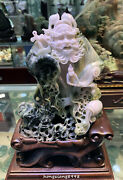11 Top Quality Natural Dushan Jade Zhong Kui Catch Ghosts Great Master Statue