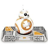 Sphero App Enabled Bb-8 With Droid Trainer From Star Wars