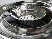 Rolls Royce Silver Shadow Like New Set Of 4 Wheel Covers Hubcaps