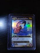 World Of Warcraft X-51 Nether-rocket Unscratched Wow Tcg