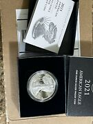 2021 American Silver Eagle Type 2 Proof W Ean In Hand