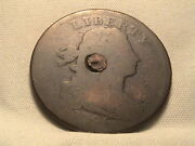 1796 Draped Bust Large Cent. S-114 R5