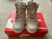 Nike Dunk High Notre Light Orewood Brown Size 8 Cw3092-100