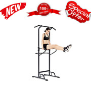Pull Up Bar For Home Gym Home Workout Strength Training Power Tower Home Fitness
