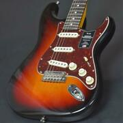 Fender American Professional Ii Stratocaster Rosewood Fingerboard 3-col