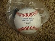Hard To Find Rawlings Official Can-am League Baseball 1 New Minor League Ball