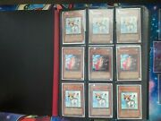 Yugioh Binder Collection Ultra Pro Binder 250 Cards Synchro, Xyz, Numbers