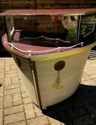 Vintage 1960s Retro Boat Ship Cocktail Bar Ideal Man Cave Talking Point Piece