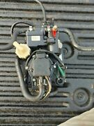 Evinrude Vro Pump Assembly