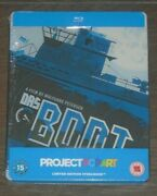 Das Boot Pop Art Project Blu-ray Steelbook. New And Sealed Uk Release.