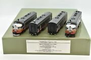 Ho Brass - Cil 2285.1 Sp Southern Pacific Fp7 A And F7 Abb Black Widow F/p - Exc