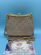 Baby Pink 1996 Vintage Suede Leather Purse