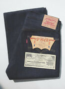 Vintage Clothing 1955 501 Xx Japanese Jeans 36x34 Limited Edition 312/501