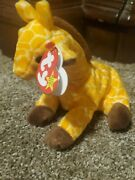 Retired Collectible- Mint Condition- Twigs The Giraffe