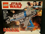 Lego 75188 Star Wars, Resistance Bomber New Factory Sealed