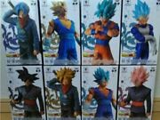 Banpresto Dragon Ball Dxf The Super Warriors And Special Lot Of 9 Figure Limited