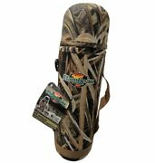 Flambeau Insulated Bottle Thermos 24 Oz Camouflage Duck Hunting Mossy Oak