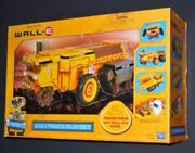 Disney Pixar Wall E 2-in-1 Truck Playset Figure With Box Shipped Form Japan