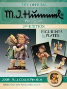 The Official M.i. Hummel Price Guide Figurines And Plates Hummel Figurines And P