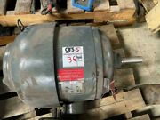 Lionel Pacific Sterling Ac Motor 5 Hp 254 Fr 3 Ph 220/440 V 1800 Rpm - Preowned
