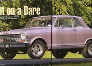 1964 Chevrolet Chevy Ii Mods 6pg Color Article