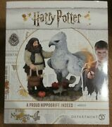 Dept 56 Harry Potter A Proud Hippogriff, Indeed Hagrid 6002315