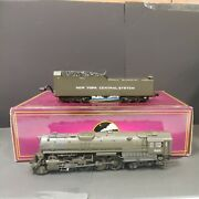 Mth Premier 20-3128-1 Nyc 2-8-4 Bershire A2 Steam Locomotive Ps 2.0 Ln In Box