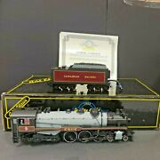 Weaver Gold Edition Canadian Pacific Empress 4-6-4 Brass Steam Engine 2 Of 12