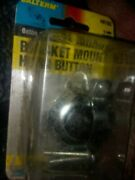 Vintage Universal Horn Button Switch Bracket Mounted Nos Classic Props Disply