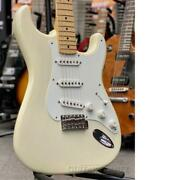 Fender New American Vintage And03956 Stratocaster -aged White Blonde- 2013年製