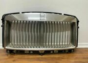 Used Oem Rolls Royce Rr 4 Ghost Wraith Radiator Front Grill 51117301357