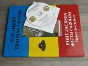 2014 Us Army Fort Jackson Training Center Yearbook Foxtrot Company + Dvd