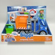 Blippi Talking Recycling Truck Garbage Recycle Vehicle Letand039s Recycle Sounds New