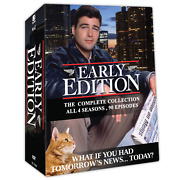 Early Edition - The Complete Collection All 4 Seasons 90 Episodes