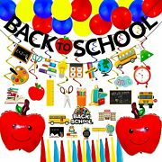 Back To School Decorations For Classroom 54pcs Back To School Hanging Decoration