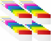 Kimcome 960 Pieces 2 Inch Tabs Sticky Index Tabs Page Markers File Folder Tabs