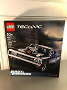 Lego Fast And Furious 42111 Domand039s Dodge Charger 100 Complete Sealed