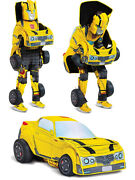 Child's Transformers Bumblebee Converting Costume