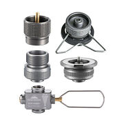5x Propane Gas Tank Refill Adapter Converter Filling Outdoor Camping Stove