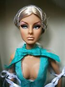 Rare Nrfb Force Of Nature Agnes Von Weiss 2012 Integrity Toys Doll 12