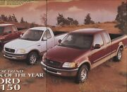 1997 Ford F-150 Mt Truck Of The Year 7 Pg Color Article