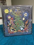 The Nightmare Before Christmas Advent Calendar And Pop Up Book In Hand New