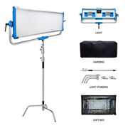 Ai-5000c Rgbw 500w Led Video Studio Light With 12 Kinds Of Scene Lights For Tv