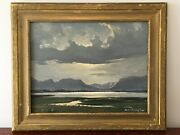 George William Pilkington 1879-1958 - South African Evening View - Stunning Oil